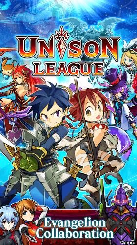 Играй Unison League На ПК 3