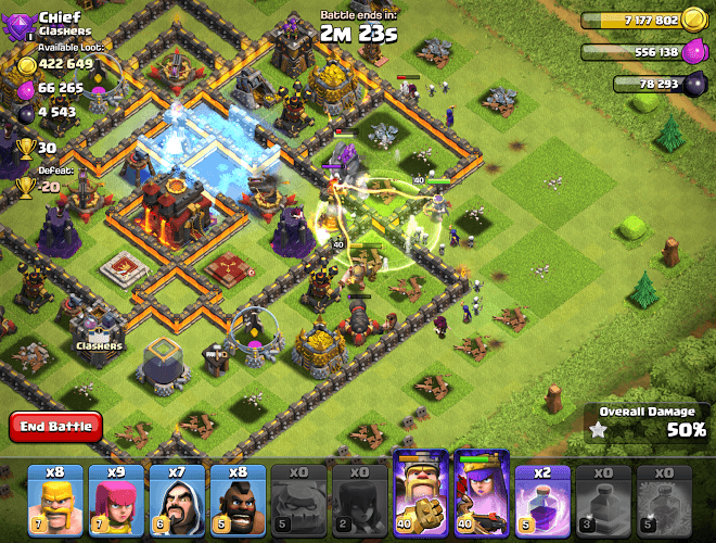 Play Clash of Clans on PC 16