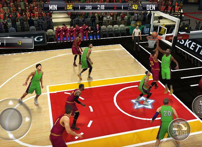 Play Fanatical Basketball on PC 12