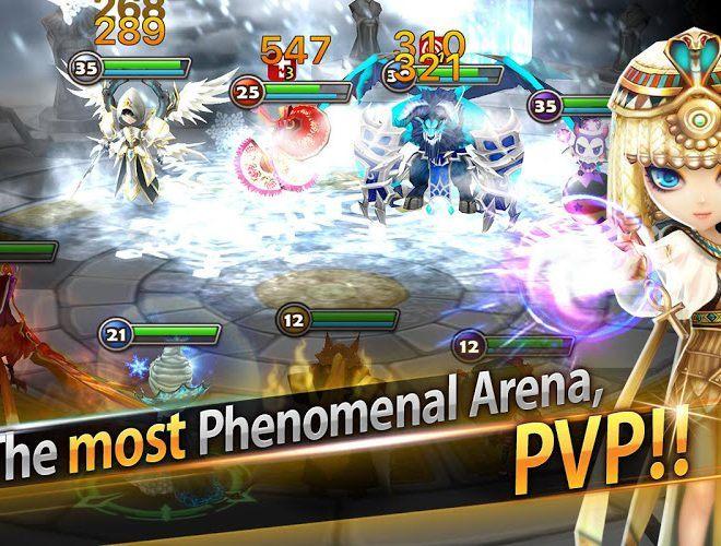 Play Summoners War Sky Arena on PC 16