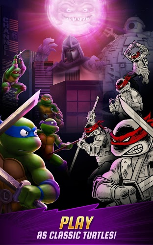 Play Ninja Turtles: Legends on PC 4
