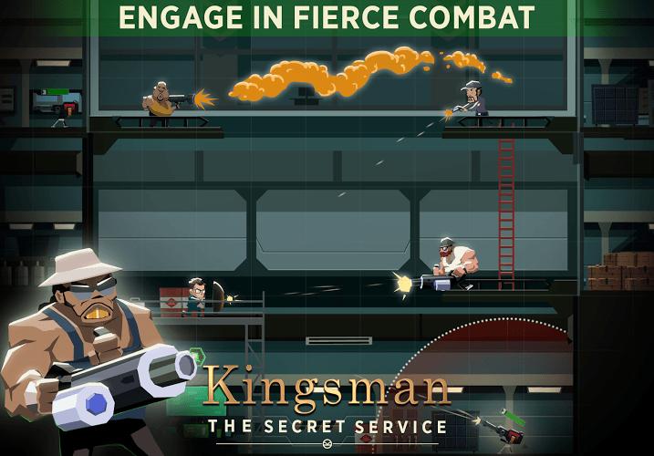 Играй Kingsman — The Secret Service На ПК 8