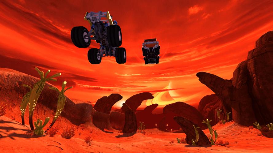 Играй Beach Buggy Racing На ПК 8