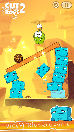 Chơi Cut The Rope 2 on PC 4