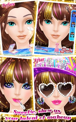 Play Make Up Me Superstar on pc 9