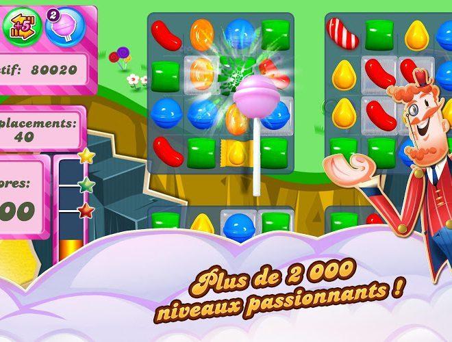 Jouez à  Candy Crush sur PC 17