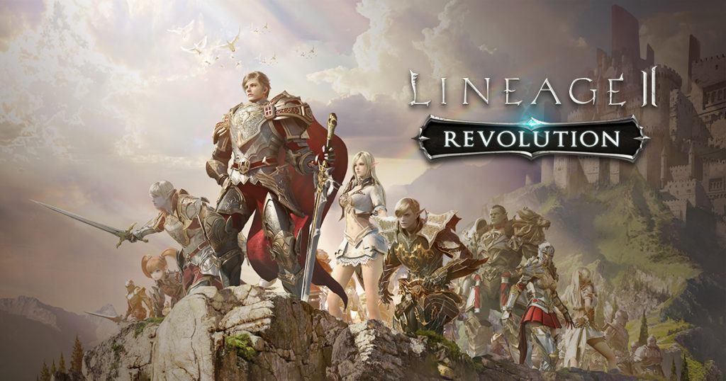 Lineage 2 Revolution: кланы