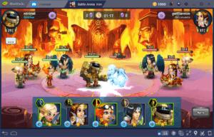 Battle Arena: Heroes Adventures. Обзорный гайд