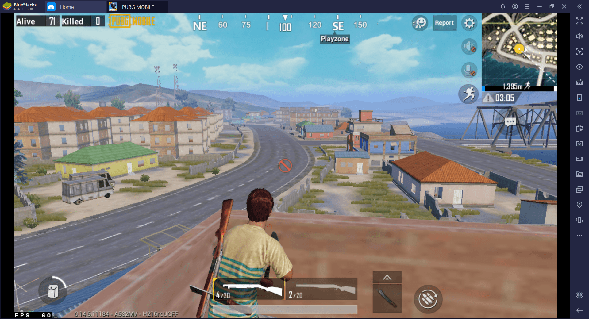 BlueStacks Update: Play PUBG Mobile with Full HD(1080p) / QHD (1440p) Display