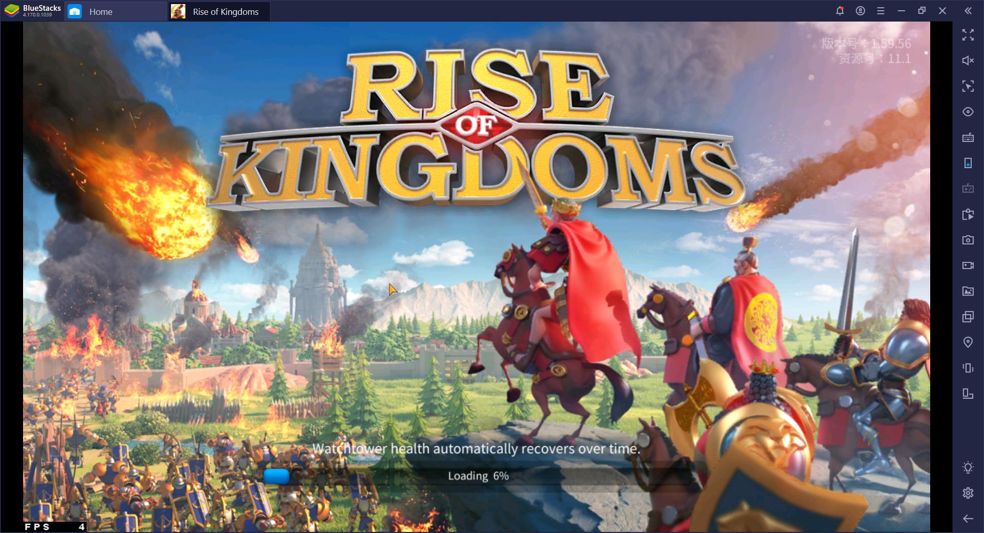 Alles, was du als Anfänger über Rise of Kingdoms wissen musst