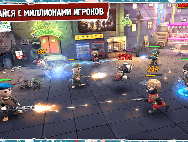 Играй Pocket Troops На ПК 15