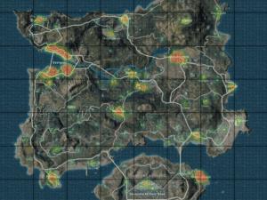 PUBG Mobile. Обзор карты Эрангель: все, что нужно знать о стартовой локации