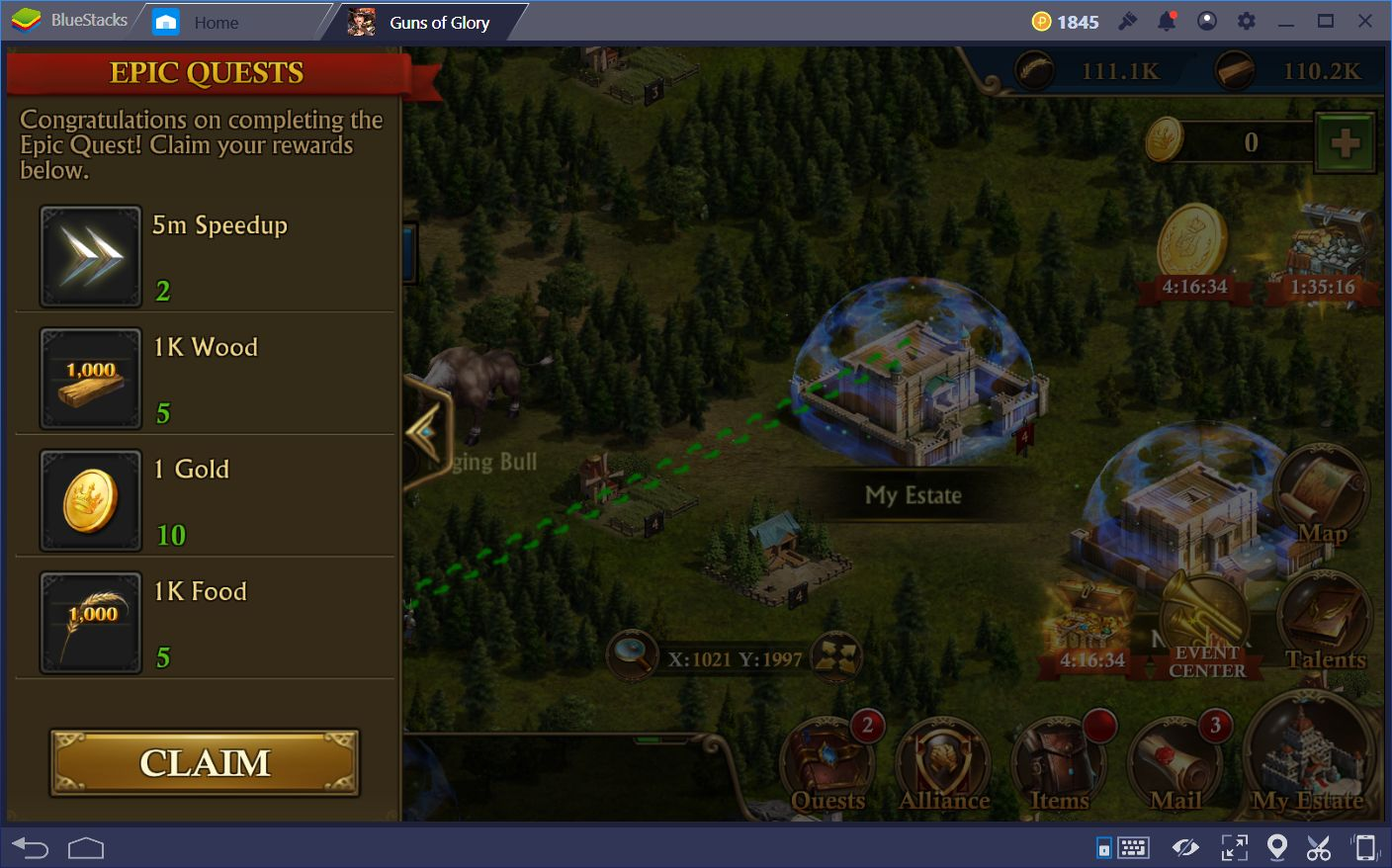 Tips and Tricks to Improve Your Success in Guns of Glory on PC