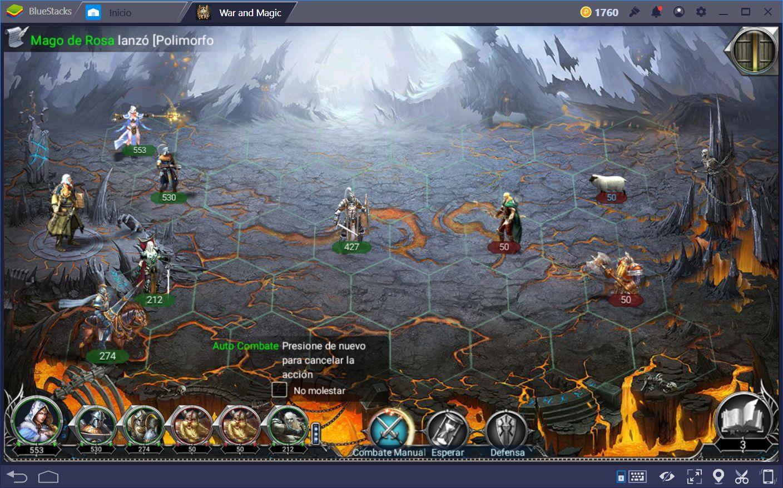 War and Magic: Guía de las Criaturas del Mapa Pt. 1