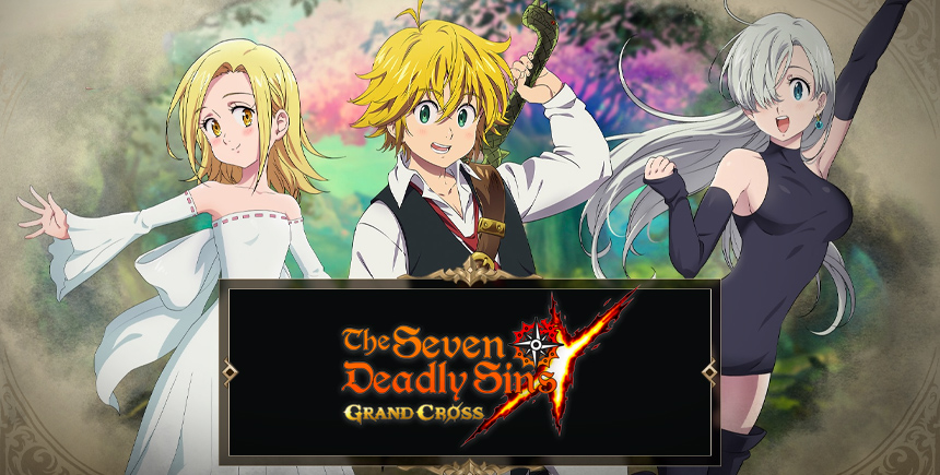 The Seven Deadly Sins: Grand Cross – A Complete List of All the Characters in the Game