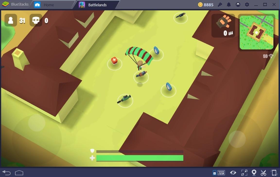 Battlelands Royale: Guida al Combattimento