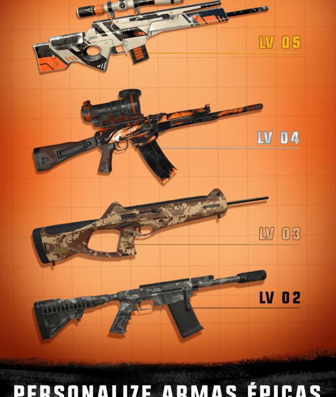 Jogue Sniper 3D Gun Shooter para PC 5