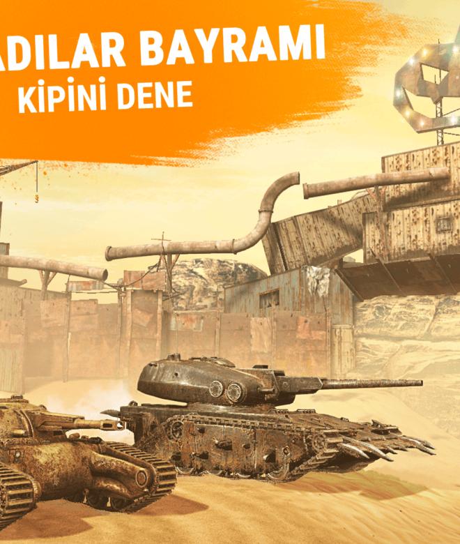 World Of Tanks Blitz İndirin ve PC'de Oynayın 4