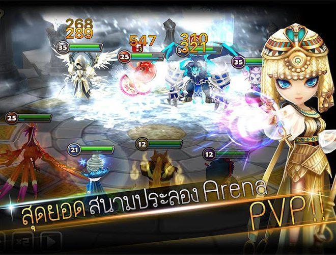 เล่น Summoners War Sky Arena on PC 8