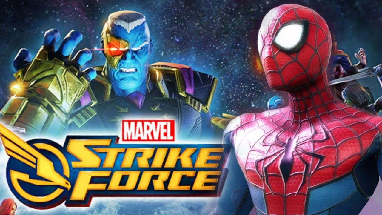 MARVEL Strike Force on PC: Leveling Yourself and Your Heroes