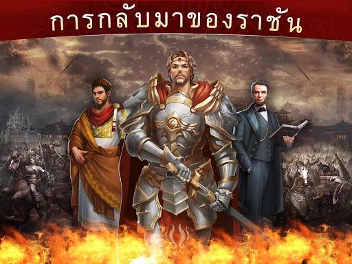 เล่น Evony: The King's Return  on PC 3