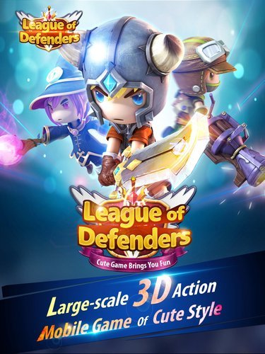 เล่น League of Defenders on PC 6