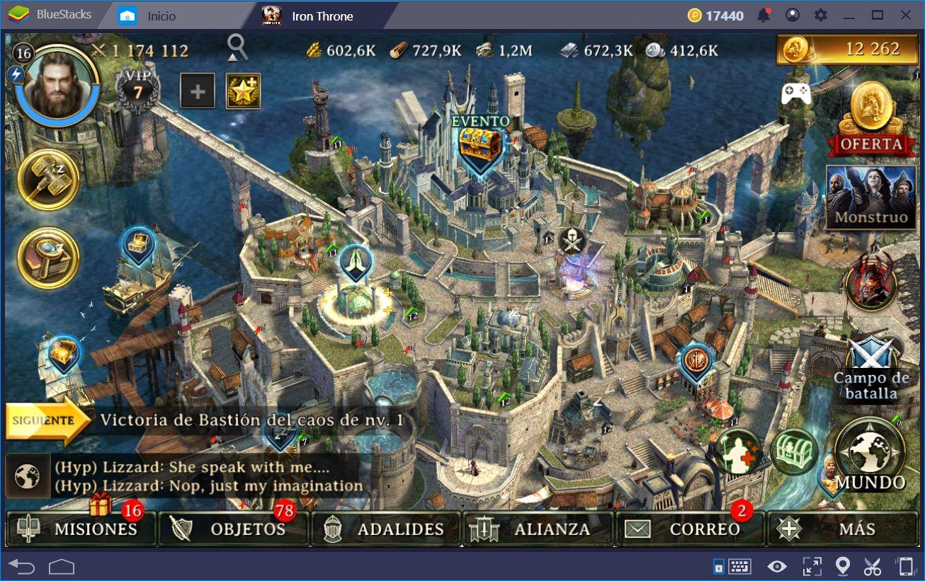 Aprovecha al Máximo tus Juegos de Estrategia con BlueStacks 4