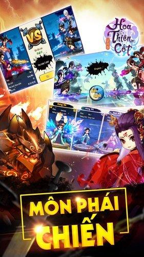 Chơi Hoa Thiên Cốt on PC 3