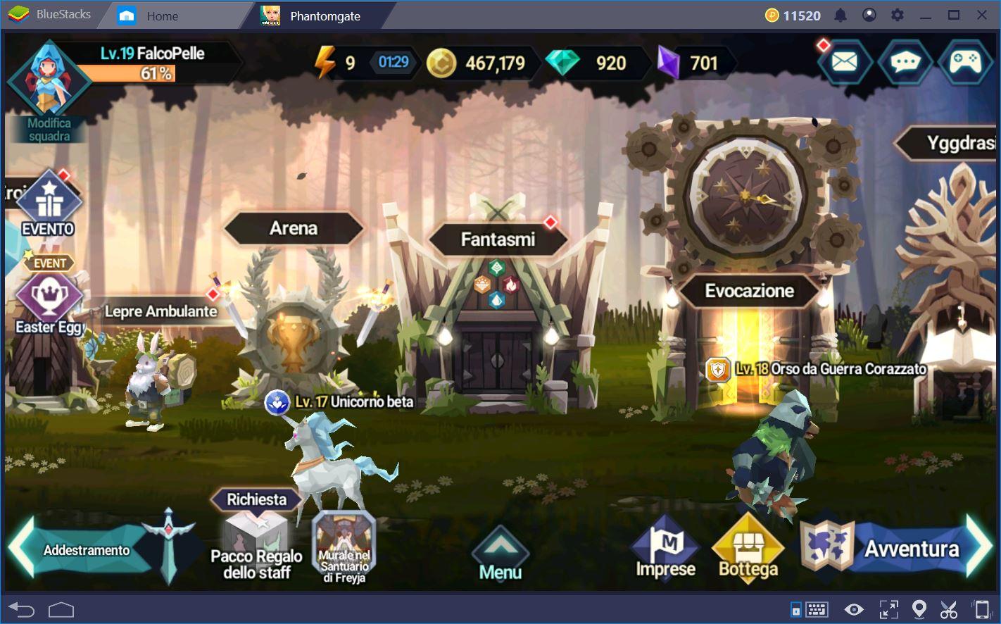 Phantomgate: La Guida per i Nuovi Giocatori