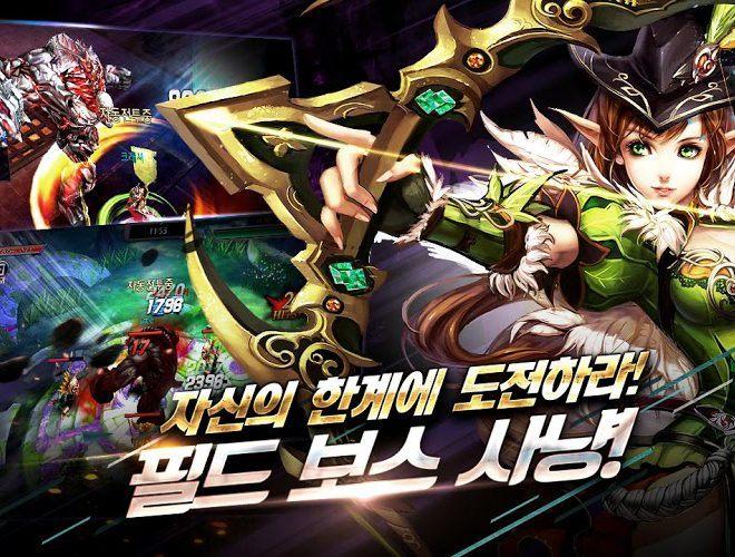 즐겨보세요 Crasher: the god of battle on PC 8