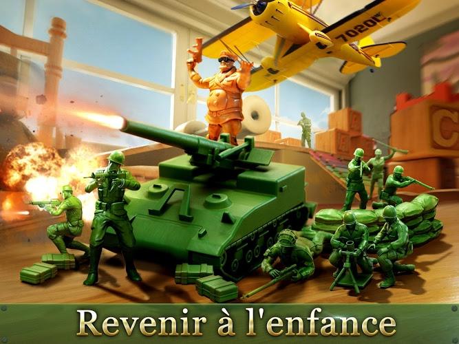 Jouez à  Army Men Strike sur PC 7