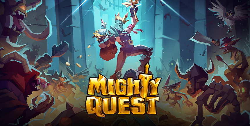Advanced Keymapping Guide to Mighty Quest on PC