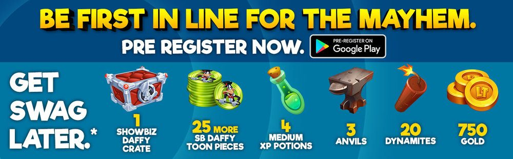 Start Your Looney Tunes Adventure In Style With A Free Loot Box