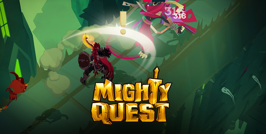 Setting Up The Mighty Quest For Epic Loot on PC with BlueStacks