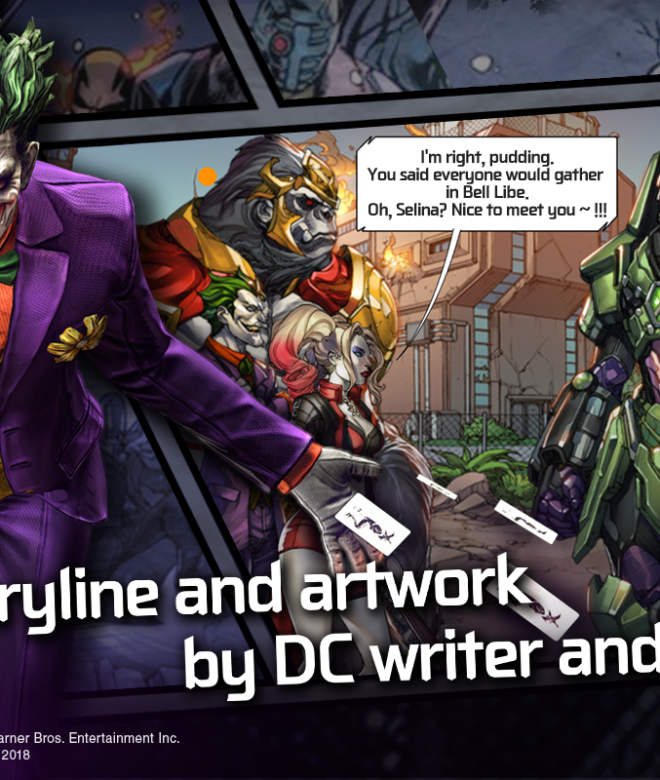 Play DC: UNCHAINED on PC 20