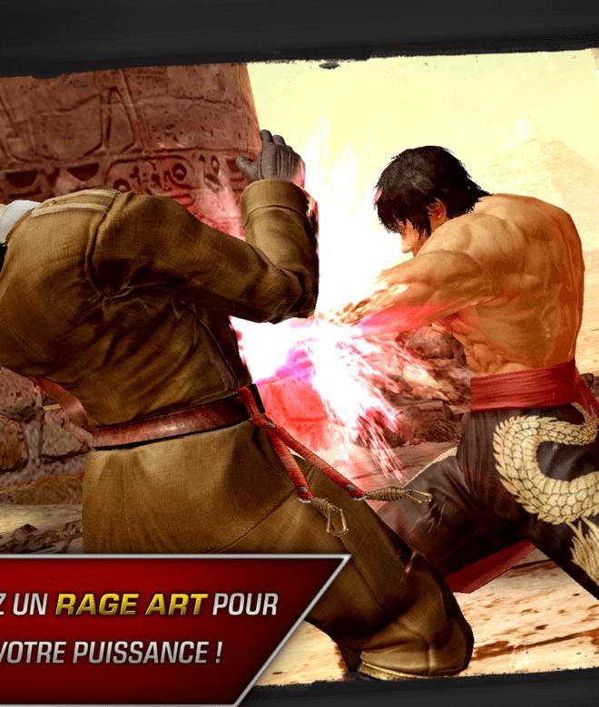 Jouez à  Tekken sur PC 19