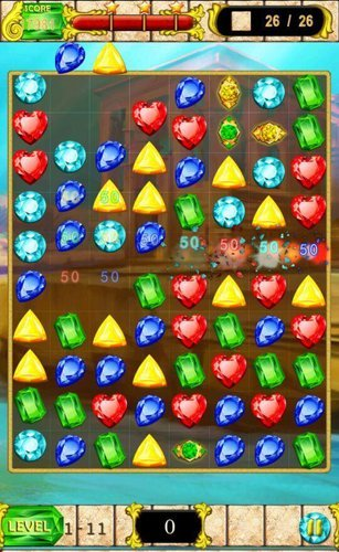 Играй Magic Gems На ПК 11