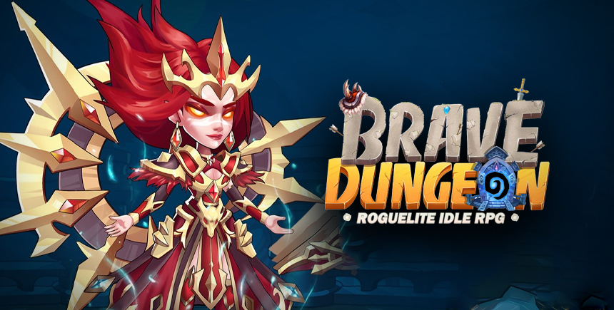 How to Play Brave Dungeon: Roguelite IDLE RPG on PC With BlueStacks