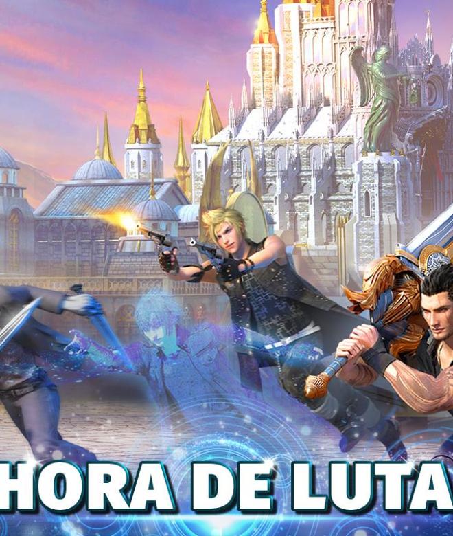 Jogue Final Fantasy XV: A New Empire para PC 4