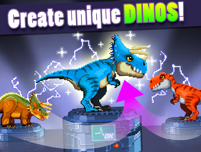 Play Dino Factory on pc 4