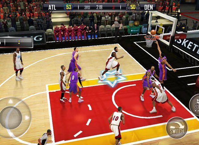 Play Fanatical Basketball on PC 4
