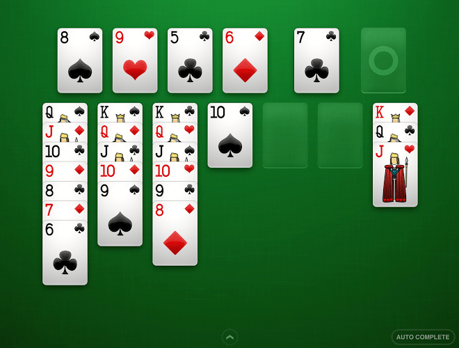 Spustit Solitaire on PC 14