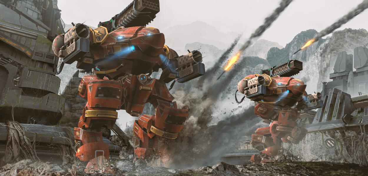 War Robots: полезные сборки роботов для новичка