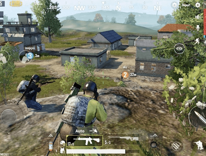 Jogue PubG Mobile para PC 19