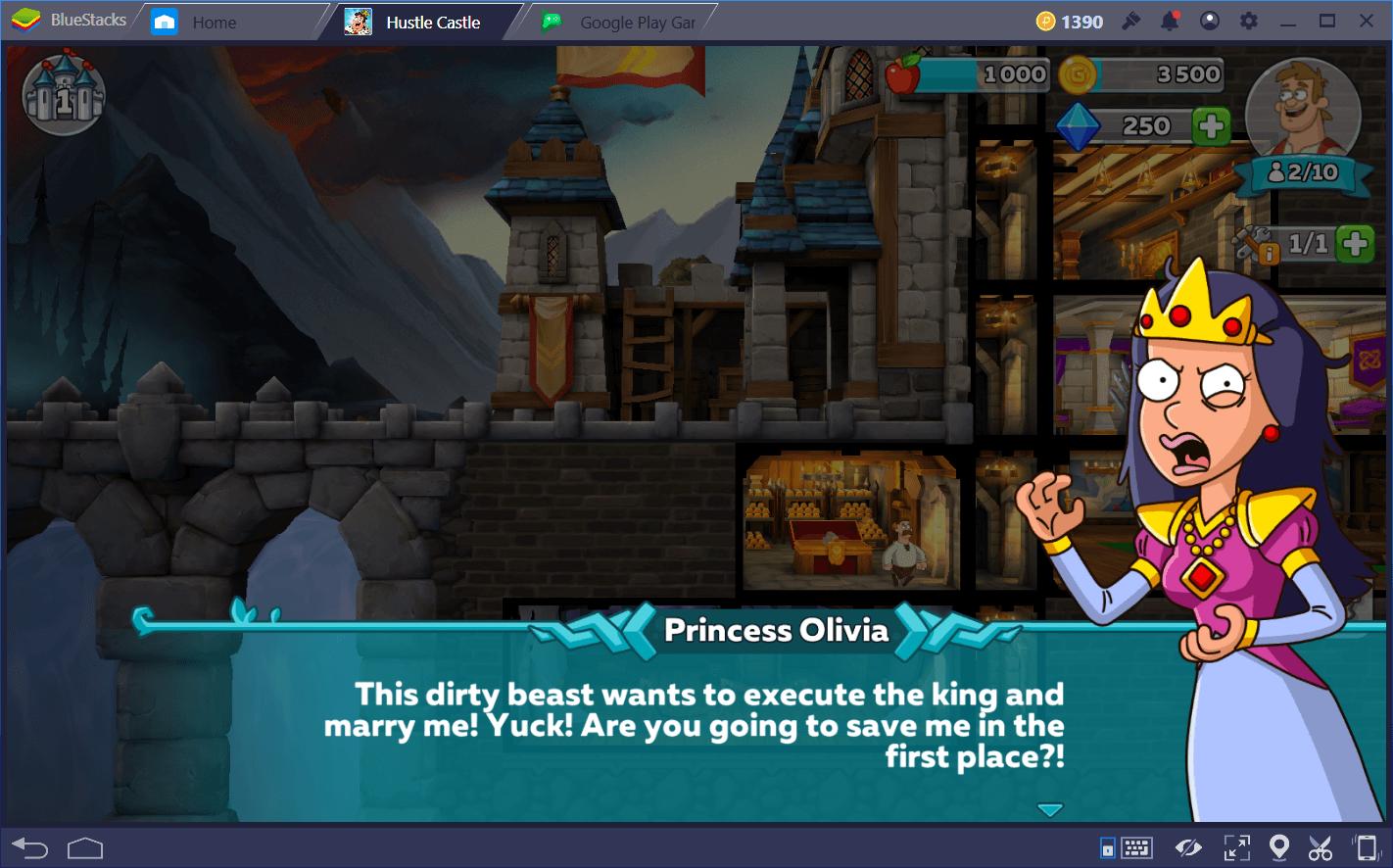 Hustle Castle: Fantasy Kingdom Beginner's Guide