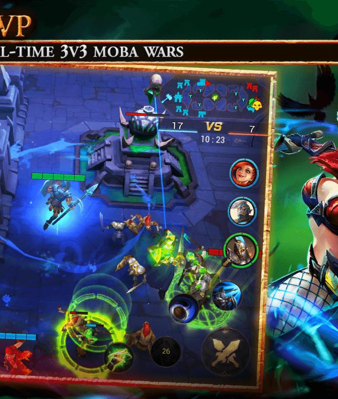 Jouez à  Eternal Arena sur PC 4