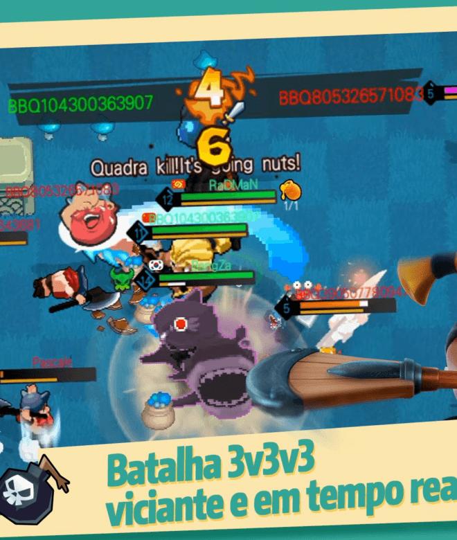 Jogue BarbarQ para PC 18