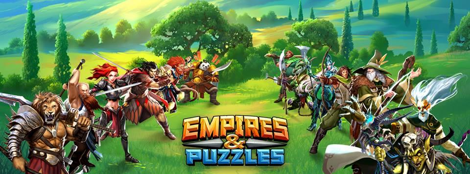 Empires & Puzzles: лучшие герои
