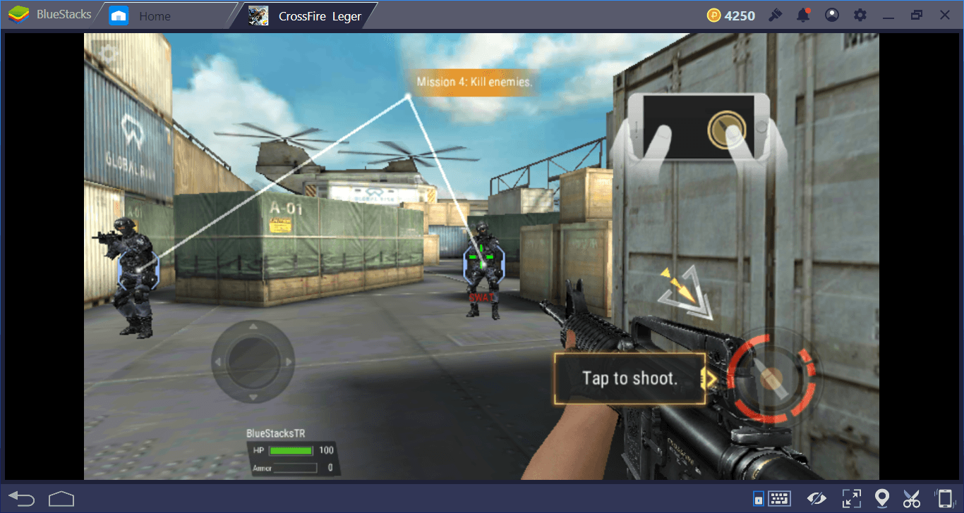 Kill the Competition in FPS Games with the All New BlueStacks 4