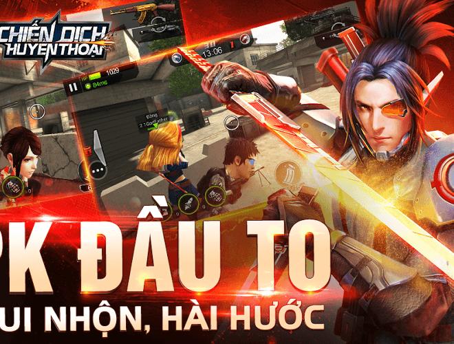 Chơi Chien Dich Huyen Thoai on PC 14